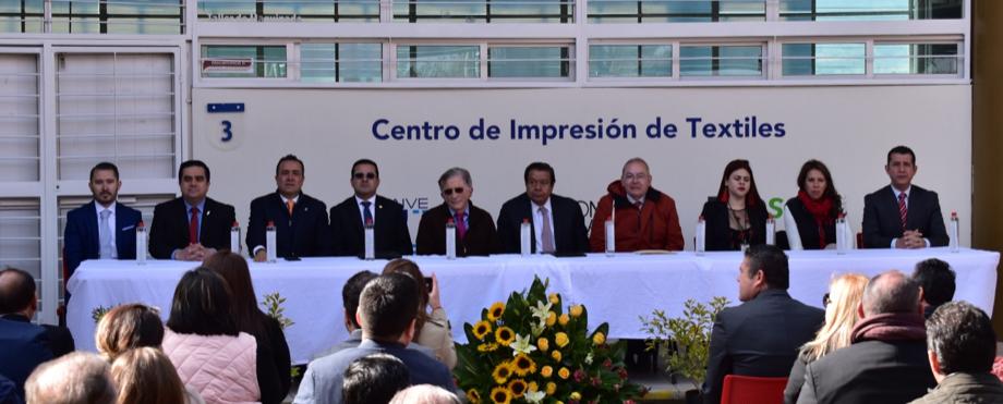 Inauguración Centro De Innovación Automatizado De Cámara De
